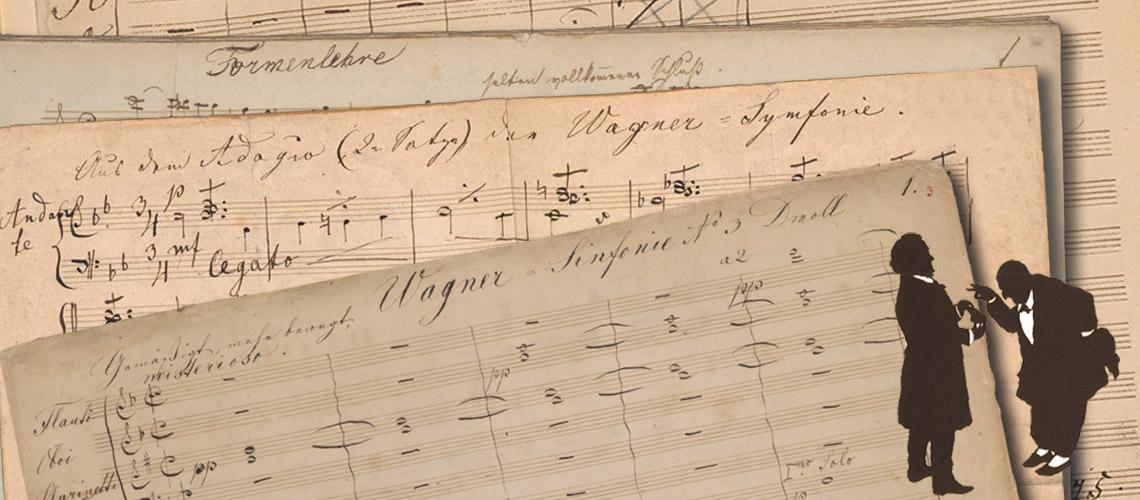 Musik-Handschriften