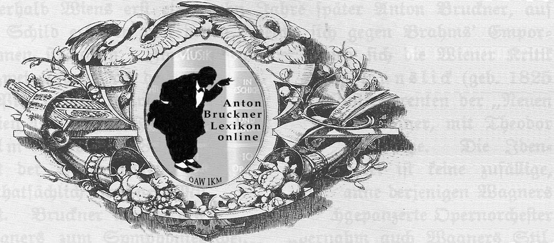 Anton Bruckner-Lexikon